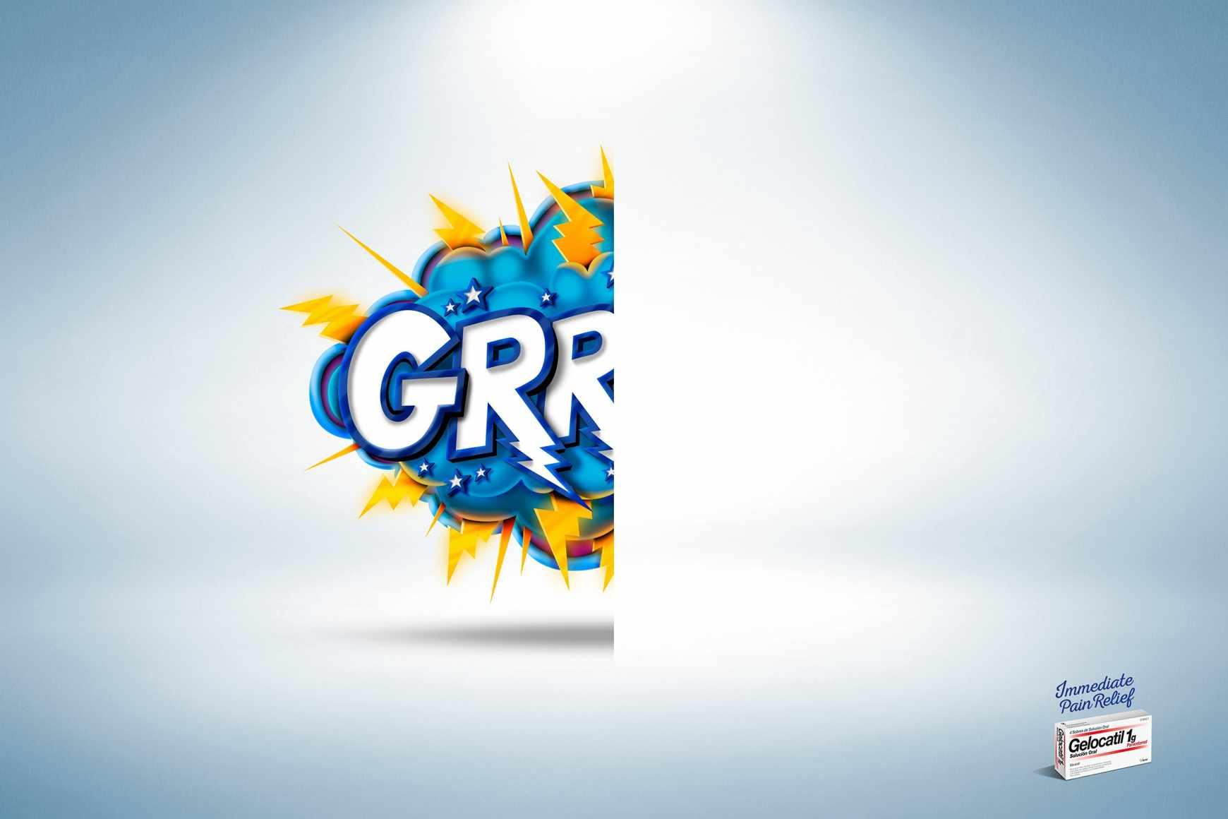 Gelocatil Grrr