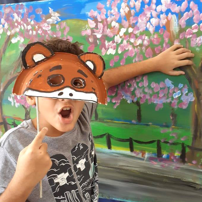 Masked, Dairy Dairy Milky Magic Day Camp Activities